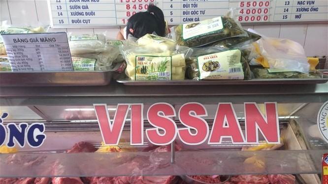 Cửa hàng tiện lợi Vissan trên đường Phan Chu Trinh, quận 1, TPHCM - Ảnh: Vũ Yến