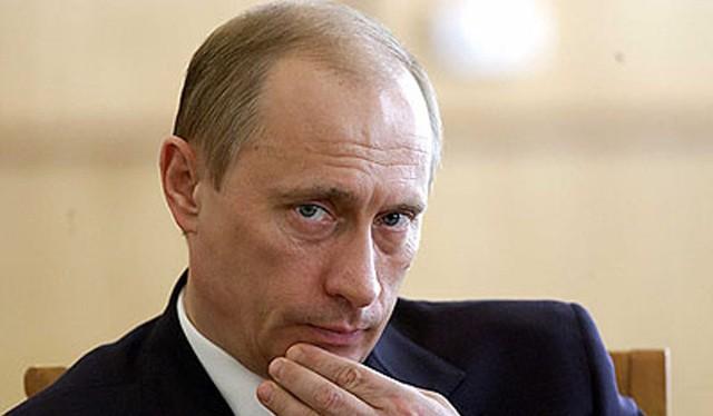 Tổng thống Nga Vladimir Putin. (Ảnh: Mother Jones)