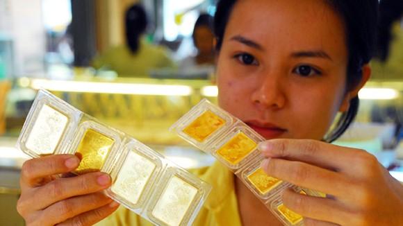 Giá vàng sẽ tiến về 35 triệu đồng/lượng?