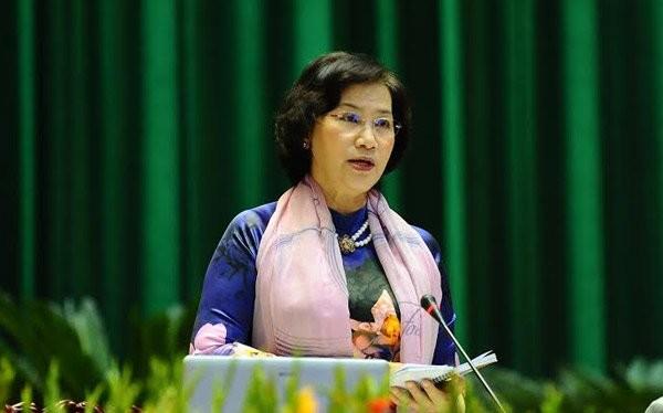 Phó Chủ tịch QH Nguyễn Thị Kim Ngân.