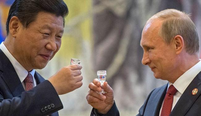Trung Quốc và Nga chưa bao giờ là đồng minh thực sự
