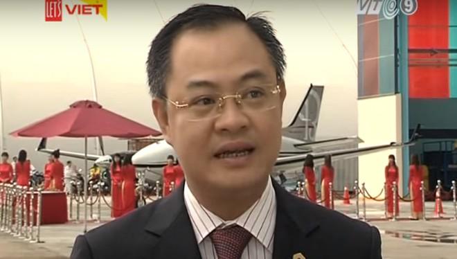 Ông Phạm Trịnh Phương - Tổng giám đốc Vietstar Airlines