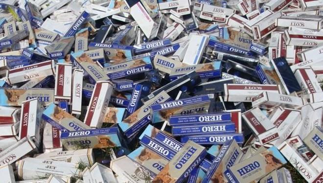 Sản phẩm JET và HERO chiếm hơn 80% lượng thuốc lá nhập lậu, gây thất thu cho ngân sách Nhà nước hàng nghìn tỷ đồng/năm.