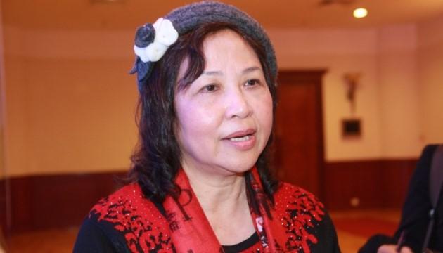 Bà Vũ Thị Thuận trúng cử vào Hội đồng quản trị Traphaco khóa 2016-2020 với phiếu bầu cao nhất, 98,65% (ảnh internet)
