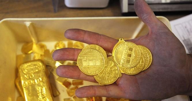 Chốt quý 1, giá vàng tăng mạnh nhất từ 1986