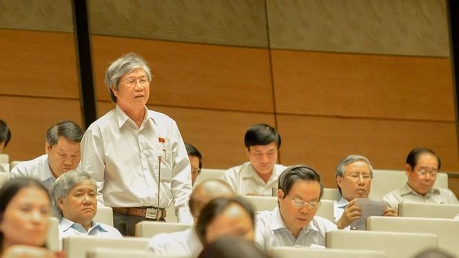 Đại biểu Lê Văn Lai (Ảnh: Quochoi.vn)