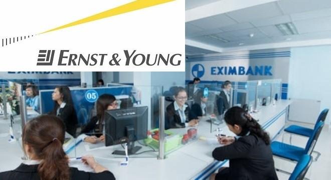 """Eximbank """"vẽ"""" lợi nhuận, Ernst & Young nói """"trung thực và hợp lý"""""""