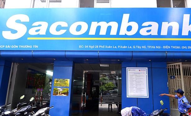 400 triệu cổ phiếu liên quan đến thương vụ sáp nhập Sacombank - Southern Bank hiện vẫn chưa được niêm yết. Ảnh: NC st
