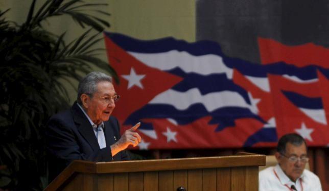 Chủ tịch Cuba Raul Castro (Ảnh: Reuters)