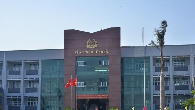 Thượng tá Lê Văn Hải – Phó trưởng Công an quận 8 về làm Phó trưởng Công an huyện Bình Chánh