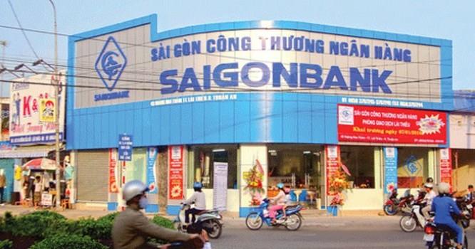 """""""Chạy"""" Thông tư 36, Vietinbank chào bán 17 triệu cổ phần Saigonbank"""