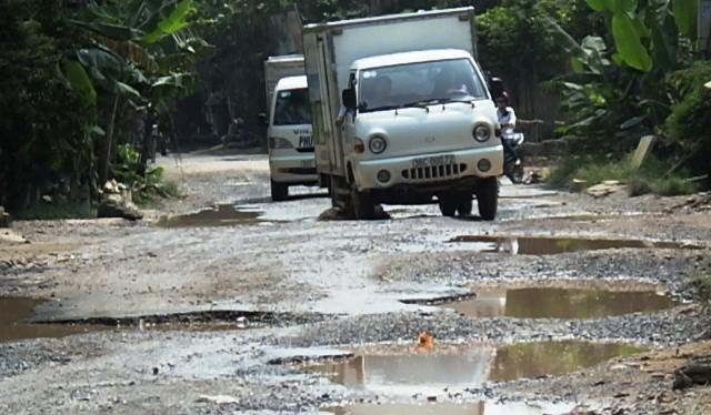 Thủ tướng: Khẩn trương khắc phục tình trạng xuống cấp tuyến Tỉnh lộ 237D