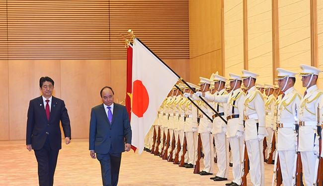 Việt Nam - Nhật Bản ký kết 4 văn kiện về vốn vay ODA, trị giá 166 tỷ yên