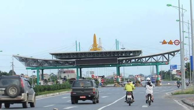 Trạm thu phí Mỹ Lộc - Nam Định