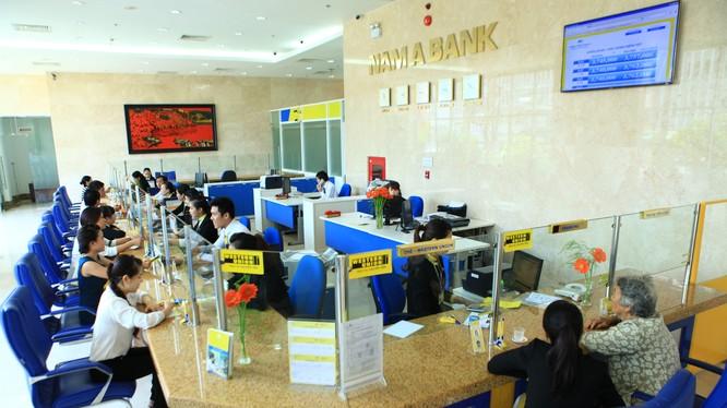 Nam A Bank: Chuyện gửi tiền – rút tiền của các bên liên quan.