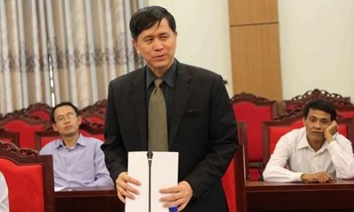 Ông Cầm Ngọc Minh, Phó Bí thư Tỉnh ủy, Chủ tịch UBND tỉnh Sơn La nhiệm kỳ 2011- 2016.
