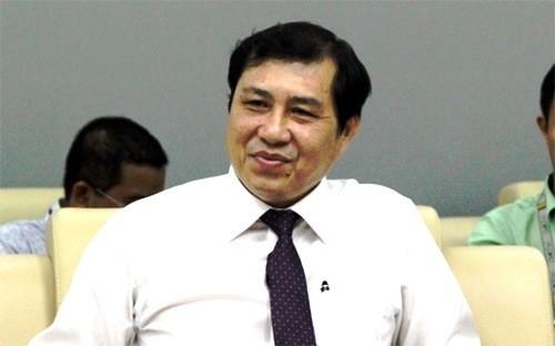 Ông Huỳnh Đức Thơ, Phó Bí thư Thành ủy, Chủ tịch UBND thành phố Đà Nẵng nhiệm kỳ 2011- 2016.
