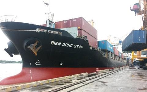 Tàu Biển Đông Star.