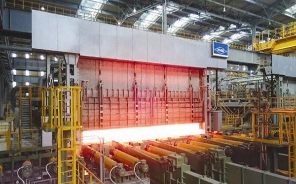 Sản xuất thép cuộn cán nóng tại Công ty Formosa Hà Tĩnh. Ảnh: hatinh.gov.vn