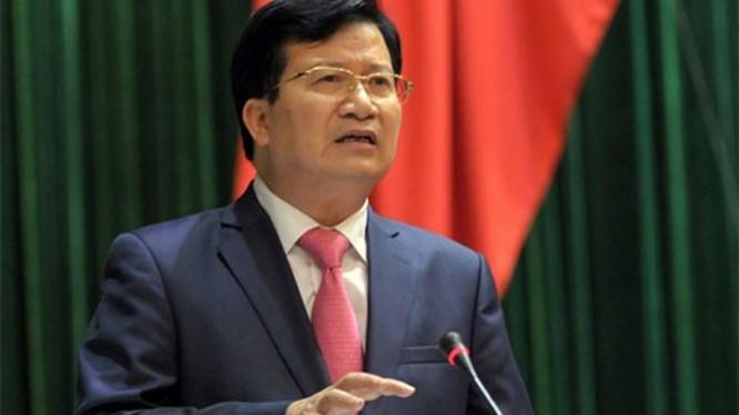 Phó Thủ tướng Chính phủ Trịnh Đình Dũng.