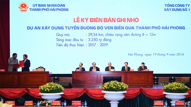 Hội nghị có sự tham dự của Thủ tướng Chính phủ Nguyễn Xuân Phúc.