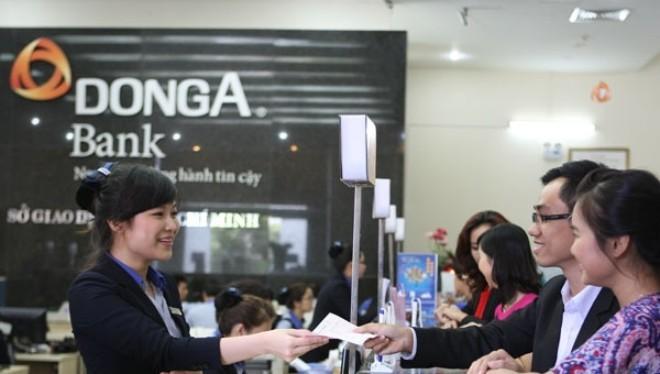 """Sau một năm bị kiểm soát đặc biệt, DongA Bank đang dần """"ổn""""."""
