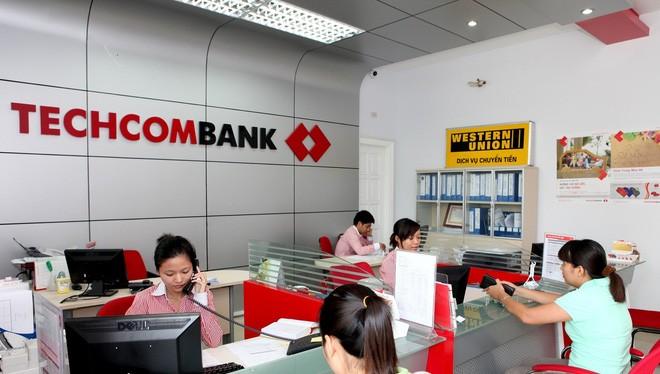 Lời khen ngợi có lẽ nên được dành cho Techcombank.