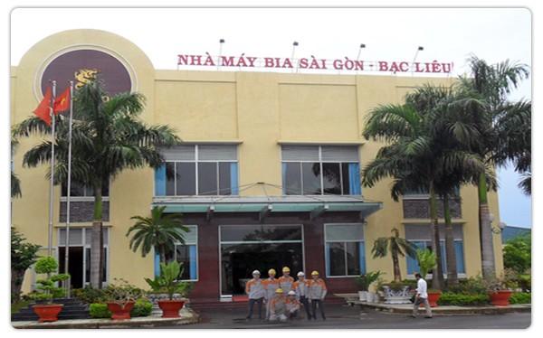 """CTCP Bia Sài Gòn - Bạc Liêu là một trong những cái tên bị """"tuýt còi"""". (Ảnh: Internet)"""