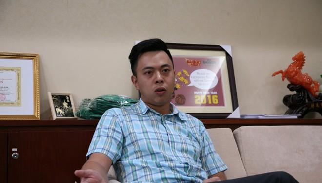Sabeco cử ông Nguyễn Minh An thay ông Vũ Quang Hải (ảnh) đại diện vốn tại CTCP Bia Sài Gòn – Khánh Hòa.
