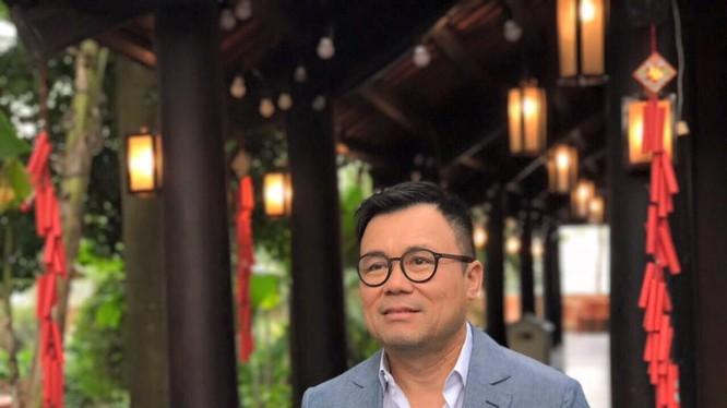 Chủ tịch SSI Nguyễn Duy Hưng (Ảnh: facebook cá nhân).