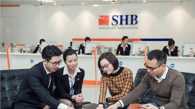 SHB báo lãi 1.164 tỷ đồng trong 2016.