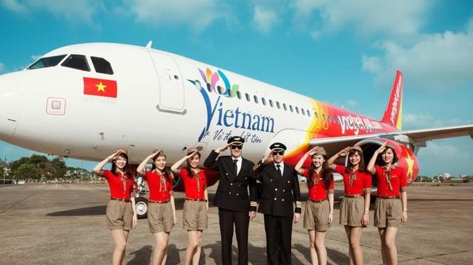 Đối tác nào đã tạo nên khoản lãi nghìn tỷ đồng cho Vietjet Air? (Ảnh: Internet)