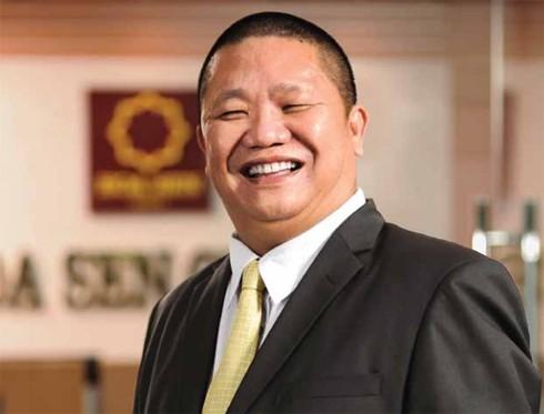 Chủ tịch HĐQT HSG, ông Lê Phước Vũ. (Ảnh: Internet)