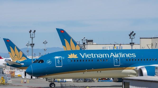 Trong 3 tháng đầu năm, Vietnam Airlines vẫn duy trì thị phần 61% thị trường nội địa.