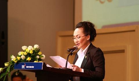Bà Đặng Huỳnh Ức My là con gái của ông Đặng Văn Thành và bà Huỳnh Bích Ngọc. (Ảnh: Internet)