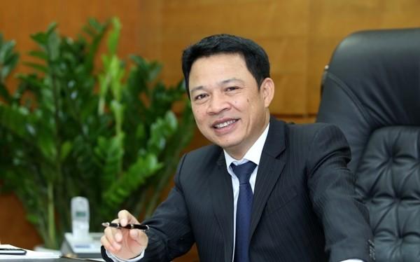 Tổng Giám đốc LienVietPostBank, ông Phạm Doãn Sơn. (Ảnh: LPB)