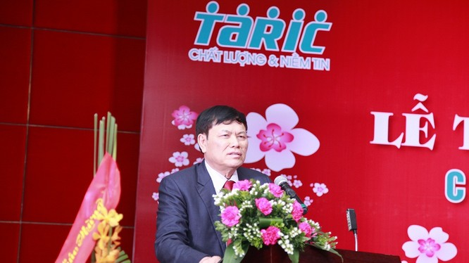 Ông Phạm Quang Dũng - Chủ tịch Tasco là một trong 9 nhà đầu tư trong đợt chào bán này. (Ảnh: Tasco)