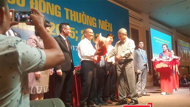 Ông Dương Công Minh chính thức trở thành tân Chủ tịch HĐQT Sacombank