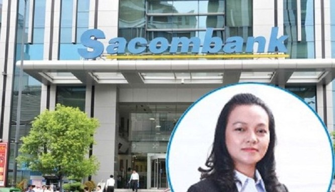 Việc bổ nhiệm bà Nguyễn Đức Thạch Diễm làm CEO Sacombank đã nhận được sự chấp thuận của Thống đốc NHNN. (Ảnh: Internet)
