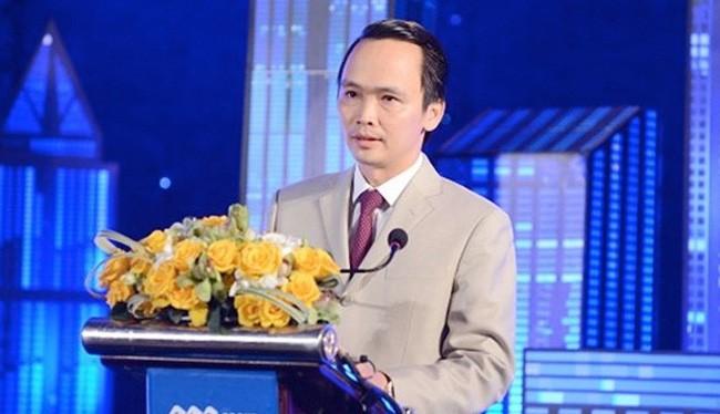 Ông Trịnh Văn Quyết đang sở hữu lô cổ phiếu FLC, ROS, ART với tổng thị giá hơn 31 nghìn tỷ đồng. (Ảnh: FLC)
