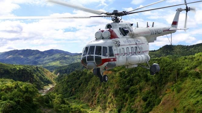VNH North là Doanh nghiệp Nhà nước thuộc Tổng công ty Trực thăng Việt Nam – Bộ Quốc phòng. (Ảnh: VNHN)