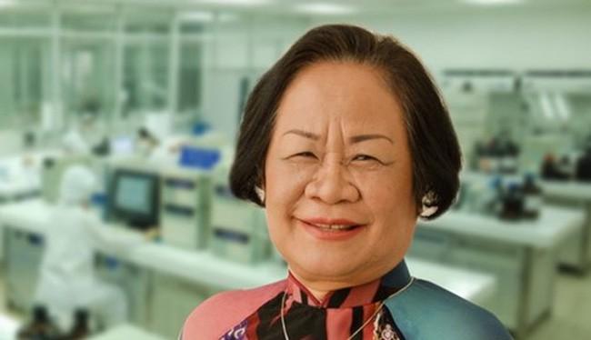 """""""Linh hồn"""" Dược Hậu Giang, bà Phạm Thị Việt Nga vừa được chấp thuận rời ghế CEO DHG. (Ảnh: Internet)"""