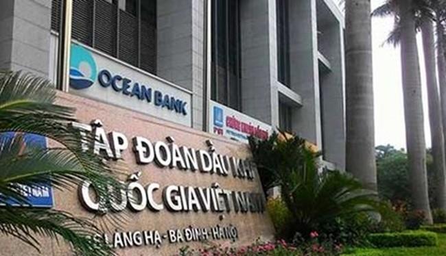 """Ocean Bank và """"mỏ tiền"""" PVN. (Ảnh: Internet)"""
