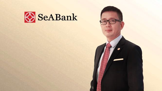 Tân CEO SeABank, Nguyễn Cảnh Vinh (Ảnh: SeABank).