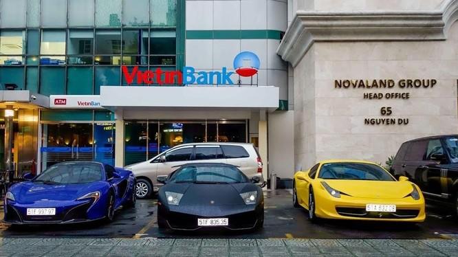 Công ty TNHH Bất động sản Sun City đăng ký trụ sở chính cùng địa chỉ với trụ sở điều hành của Novaland. (Ảnh: Viethouse)