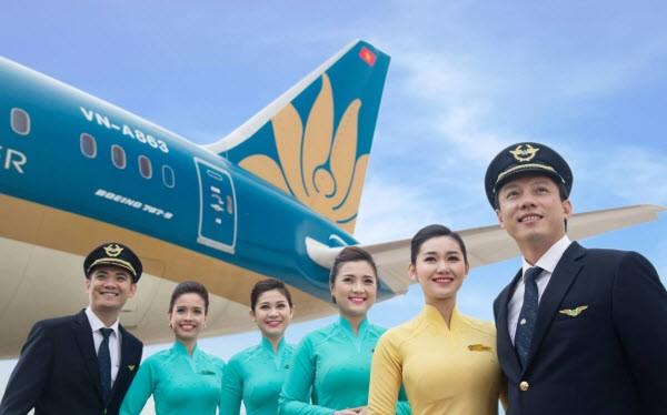 Vietnam Airlines báo lãi 2.310 tỷ đồng , lợi nhuận 9 tháng đã vượt 40% kế hoạch cả năm. (Ảnh: VNA)