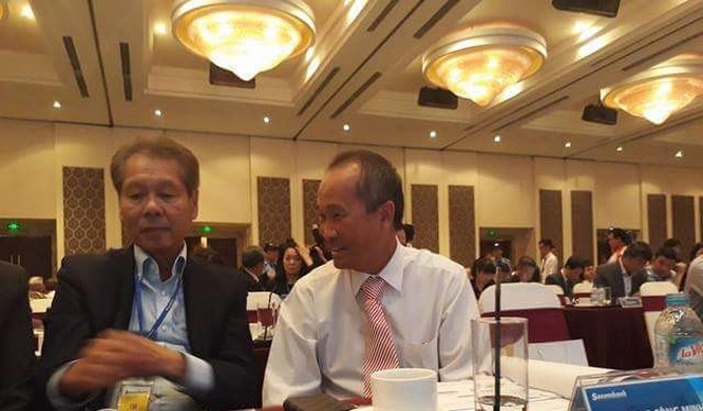Chủ tịch Dương Công Minh tiếp tục gom thêm cổ phiếu Sacombank. (Ảnh: K.T)