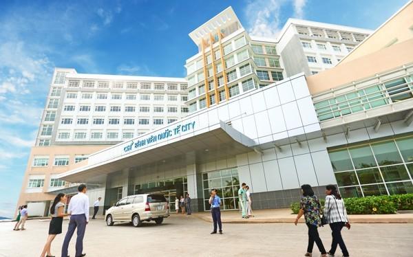 Bệnh viện Quốc tế City. (Ảnh: CIH)