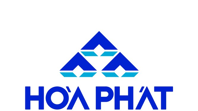 Logo, slogan mới của Hòa Phát.