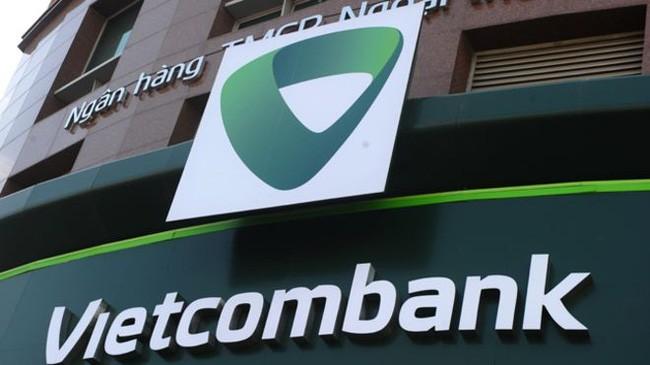 """""""Chạy"""" Thông tư 36, Vietcombank """"thắng"""" trăm tỷ đồng. (Ảnh: Vietcombank)"""